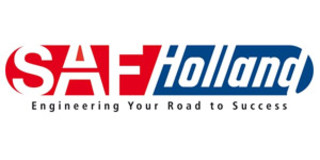 Logo SAF Holland - Engineering Your Road to Success